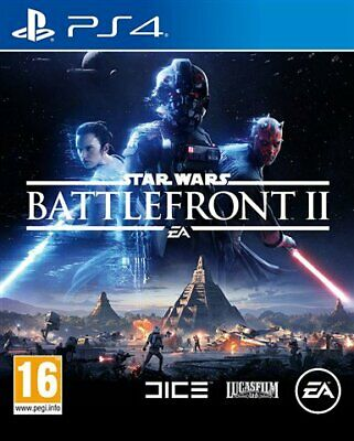 Juego Ps4 Star Wars Battlefront Ii Ps4 No Dlc 5449932