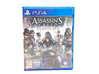 Juego Ps4 Assassins Creed Syndicate Ps4 5450903