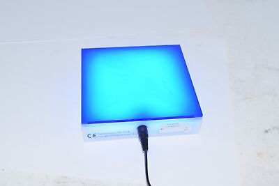 Pearl Biotech PB-1004 Pearl Blue Box Mini Transilluminator, With Power Cable