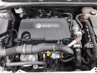 Vauxhall Zafira 1.7 DIESEL ENGINE (code A17DTR)
