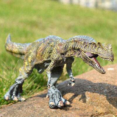 Jurassic Ceratosaurus Dinosaur Toy Figure Educational Model Kids Christmas Gift