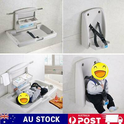 Baby Change Table Diaper Baby Safety Seats Wall Mounted