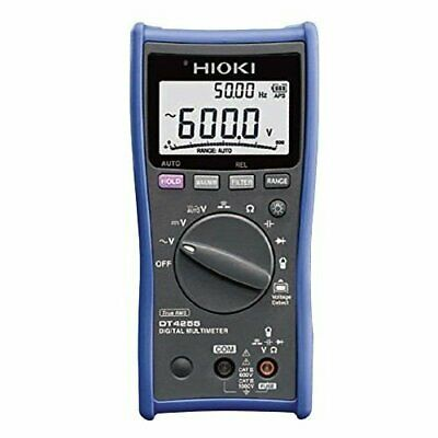 Digital Multimeter AC clamp available, DT4255, HIOKI From Japan F/S