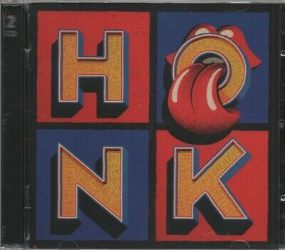 The Rolling Stones, Honk, 2019 very best of the rolling stones, 2cds, Brand New