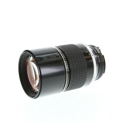 Nikon Nikkor 180mm F/2.8 ED AIS Manual Focus Lens {72}