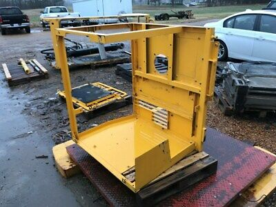 Used 14530881 EC330B Frame (oil Cooler Compartment)