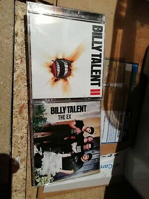 Billy Talent Cd Album And Promo Cd Single