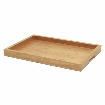 FOH RRT005BBB11 B3 Natural Bamboo Tray