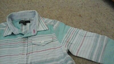 2 boys shirts aged 2-3 years from marks and Spencer