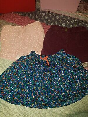 Small Bundle Age 1-2 Years Girls Short And Skirt