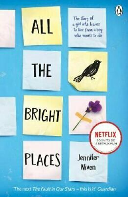 All the Bright Places by Jennifer Niven 9780141357034 | Brand New