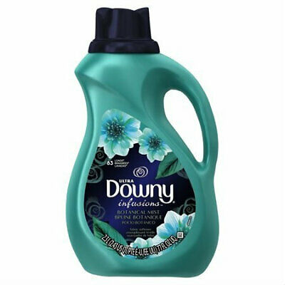 Downy Ultra Infusions Liquid Fabric Conditioner Botanical Mist 77oz
