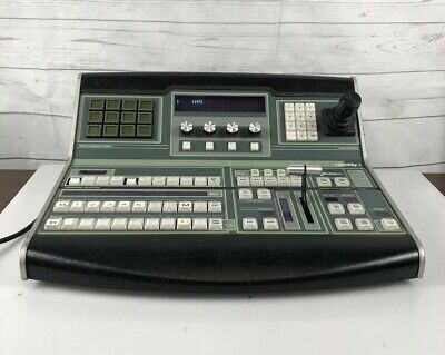 Echolab Production Switcher Model 3416 Tested And Working