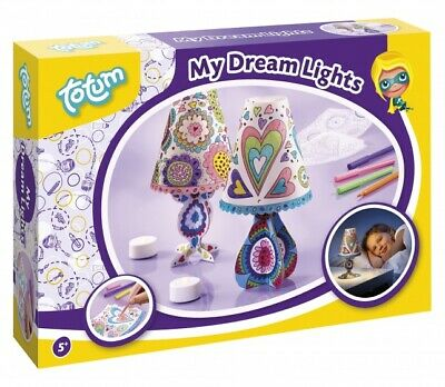 Totum Craft Kit Make You Your Own Night Lights