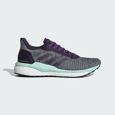Adidas Solar Drive ST Ultra Boost Women's Size 7.5 Shoes BC0342 Purple Running