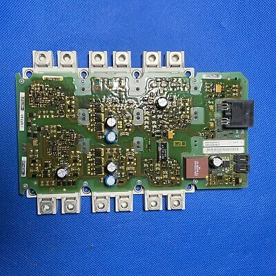 1PC USED Siemens A5E00297617 driver board with module protection Z#1