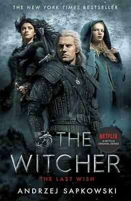 The Last Wish Introducing the Witcher by Andrzej Sapkowski~Paperback Book~New