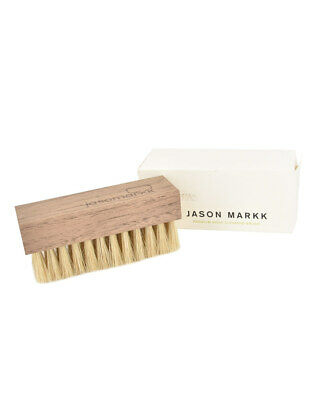 Jason Markk Handcrafted Shoe Cleaning Brush Solid Brown Size OS