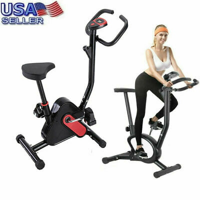 Home Bicycle Cycling Exercise Bike Stationary Fitness Gym Cardio Workout Indoor