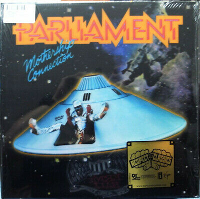Parliament – Mothership Connection (New LP) (3D LENTICULAR COVER) Funkadelic