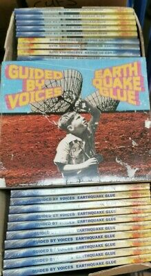 Guided By Voices - Earthquake (Job Lot Wholesale x30) New & Sealed CDs
