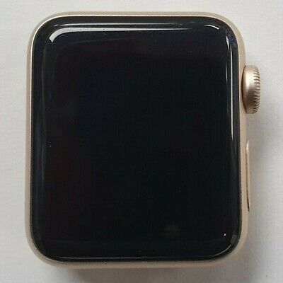 Apple Watch Series 2 38mm Gold Aluminum Case, No Strap HY