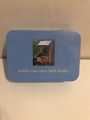 Apples To Pears - Build Your Own Bird Feeder - Gift in a Tin - New