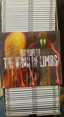 Radiohead - King of Limbs (Job Lot Wholesale x25) New & Sealed CDs