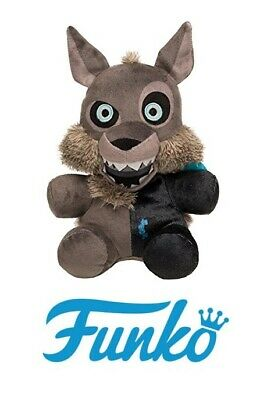 "Five Nights At Freddy's, The Twisted Ones, Wolf - Plush / Plushie 6"" Funko FNAF"