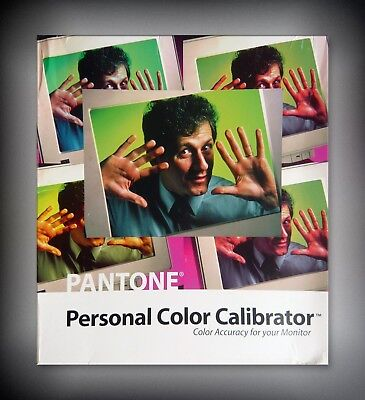 PANTONE Personal Color Calibrator. Easy Monitor Color Correction. With Colorific