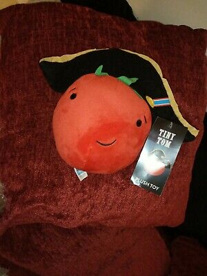 Aldi Tiny Tom BNWT Kevin the Carrot Leafy Blinders advert