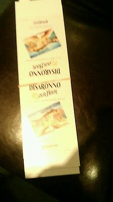 disaronno sours advertsing triangles New