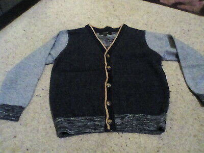 Boys Autograph cardigan. Aged 5-6 years. From Marks and Spencer