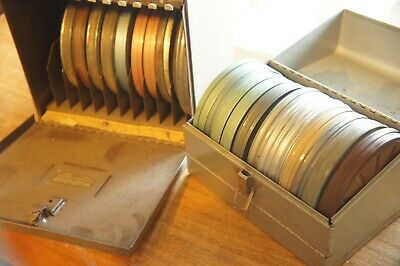 Lot of 8mm Movies Mostly Home Movies from the 40s, 50s, 60s