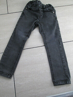 Boys Black Denim Jeans - Age 2-3 Yrs - From Next