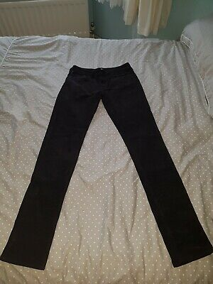 Genuine Authentic Boys Armani corduroy tousers/jeans In Age 16