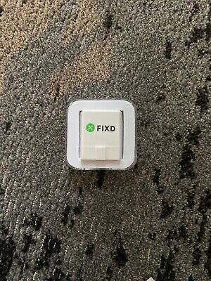 BRAND NEW- FIXD OBD-II 2nd Generation Active Car Health Monitor