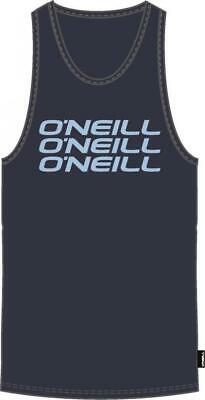 O'NEILL LM Graphic TANKTOP-5056 Ink Blue-XL, Magliette Uomo XL, blue