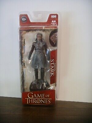 Game Of Thrones Exclusive~Mcfarlane~Arya Stark King's Landing~Brand New~Vhtf