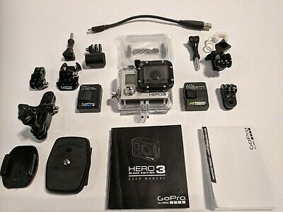 GoPro HERO3 Black Edition 12MP HD - and accessories!