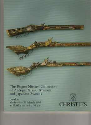 Christies 1993 Nielsen Coll Arms Armour &  Japanese Swords