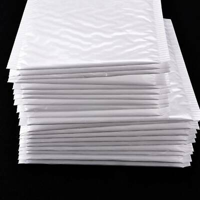 10x Poly Bubble Bag Mailers Padded Envelopes Shipping Bags Self Seal Wholesale