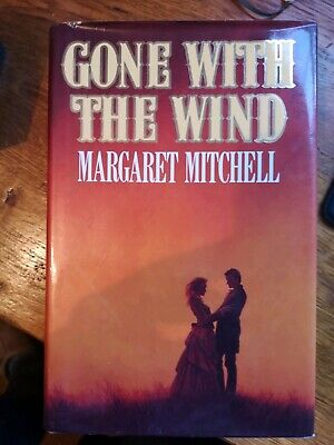 Gone with the Wind by Margaret Mitchell (Hardback, 1991)