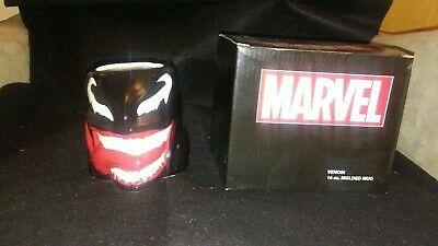 Loot Crate EXCLUSIVE MARVEL VENOM 16oz Molded Mug Collectible BRAND NEW [NIB]