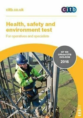 New, Health, Safety and Environment Test for Operatives and Specialists: GT 100