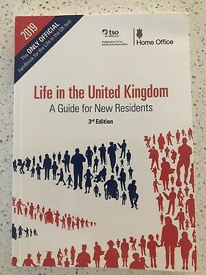 life in the UK Official test book 2019
