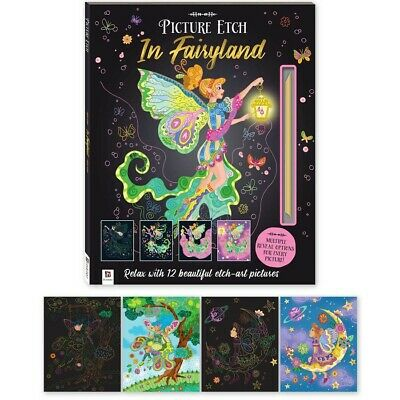 Picture Etch: In Fairyland