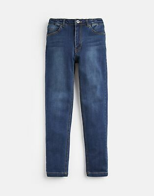 Joules Boys Ted Jeans 3 12 Yr in DENIM Size 4yr