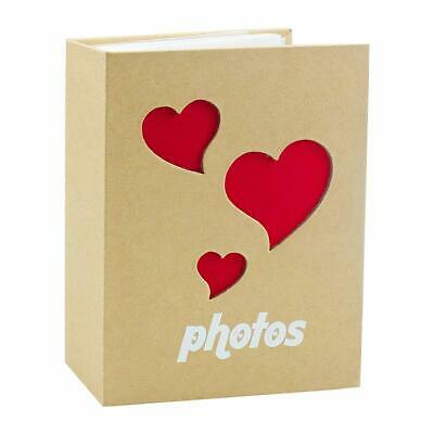 Fodlon Photo Album, 50 Pages Slip In Holiday Picture Albums Holiday Memory Book
