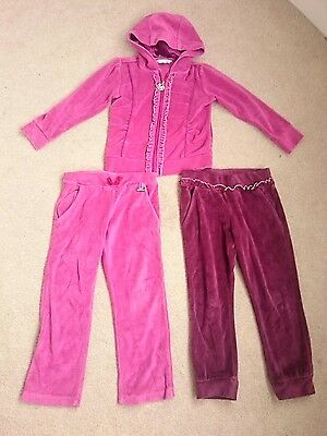 Girls childs Outfit Age 4 years Mayoral Chic Hoody Trousers Tracksuit Top bundle